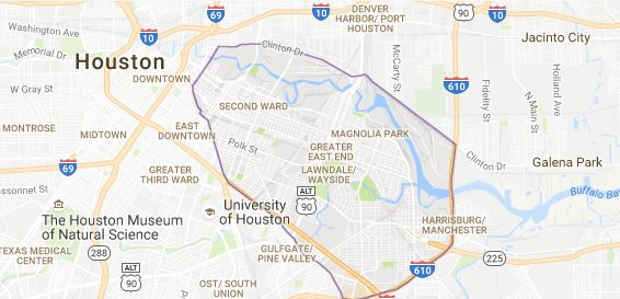 4 Ways to Explore Houstons East End  Camdenlivingcom  Samantha
