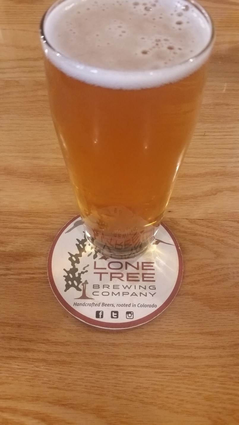 Lone Tree Brewing company in Lone Tree, Colorado