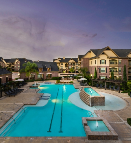 Camden Cypress Creek Apartments in Houston Texas