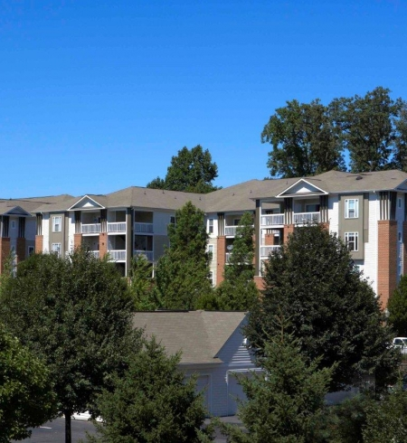 Camden Fair Lakes Apartments in Fairfax, Virginia