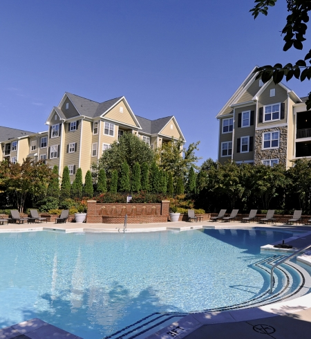 Camden Fallsgrove Apartments in Rockville, Maryland